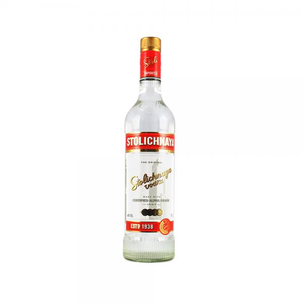 Stolichnaya Premium Red 70cl