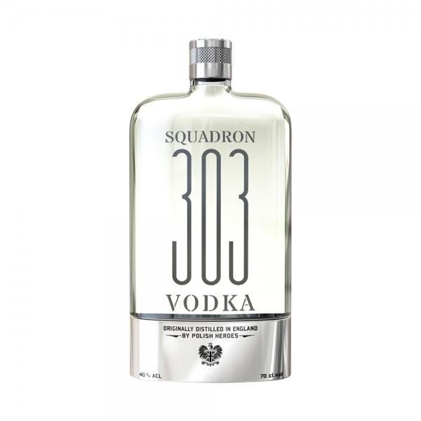 Squadron 303 Original Flask Vodka 70cl