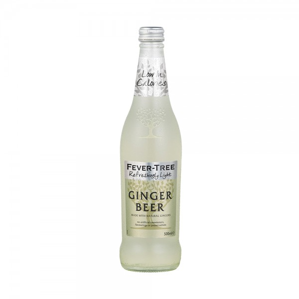 Fever-Tree Refreshingly Light Ginger Beer 50Cl