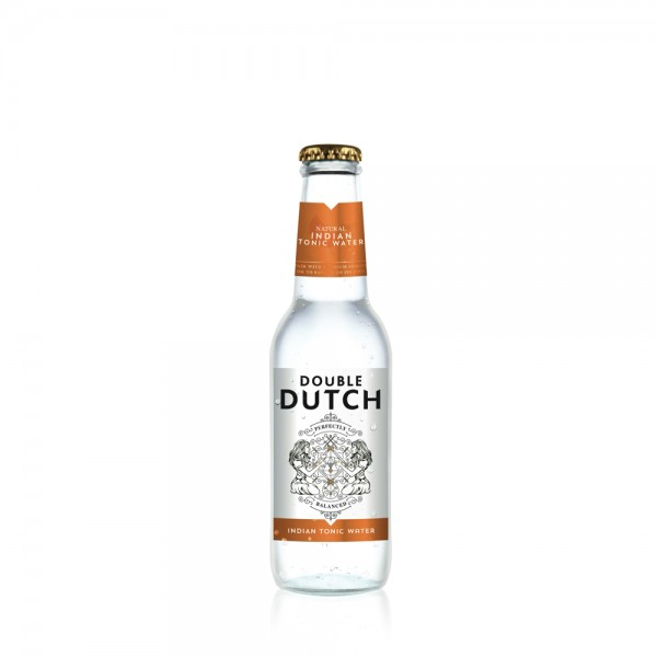 Double Dutch Indian Tonic Water 20cl