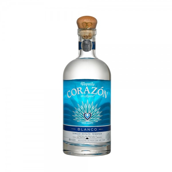 Corazon Tequila Blanco 70cl