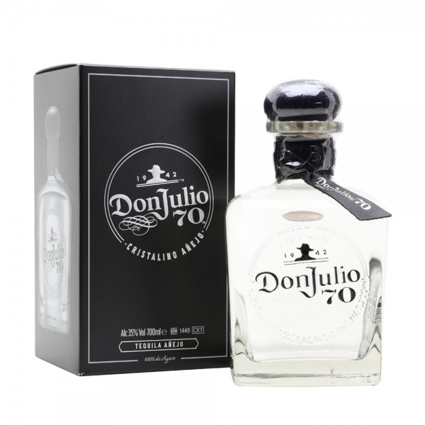 Don Julio 70th Anniversary Tequila 70cl