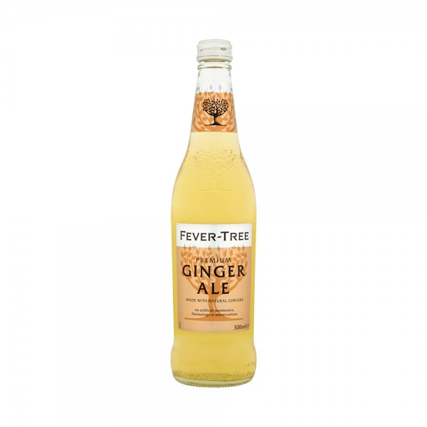 Fever-Tree Ginger Ale 50Cl