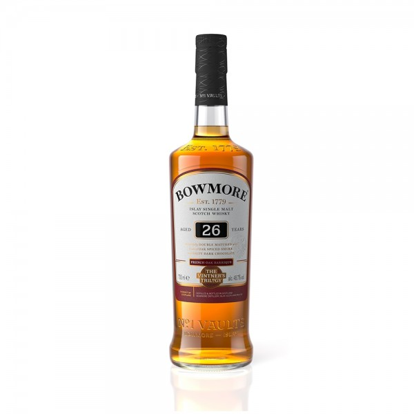Bowmore 26 Year Old Vintner's Trilogy 70cl
