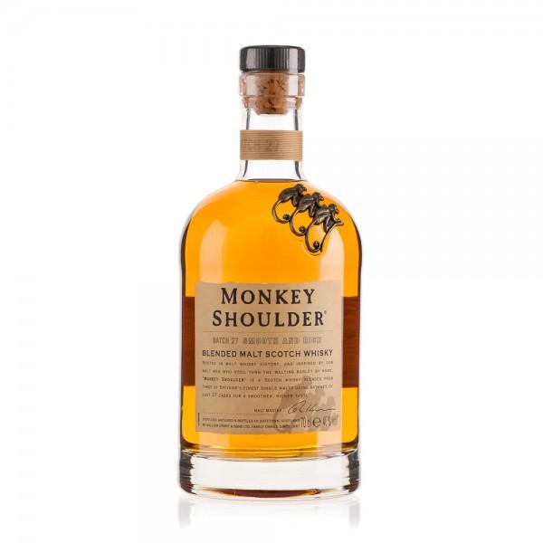 Monkey Shoulder 70cl triple malt