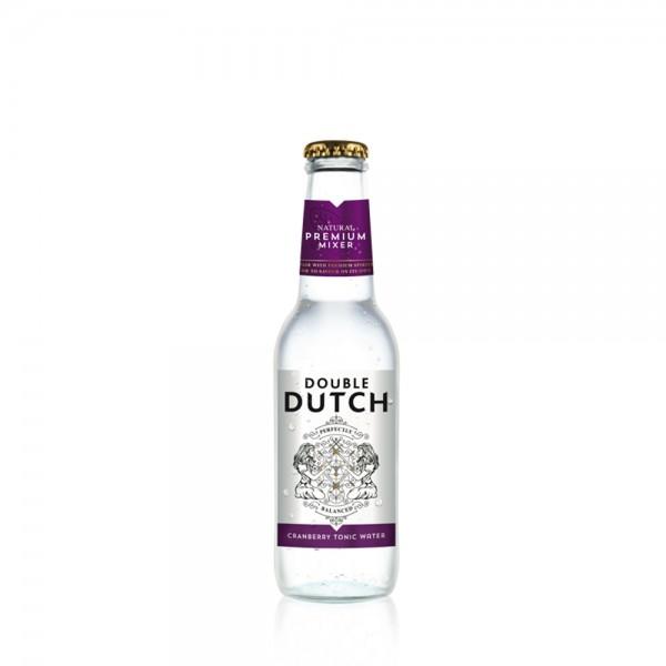 Double Dutch - Cranberry Tonic 20cl