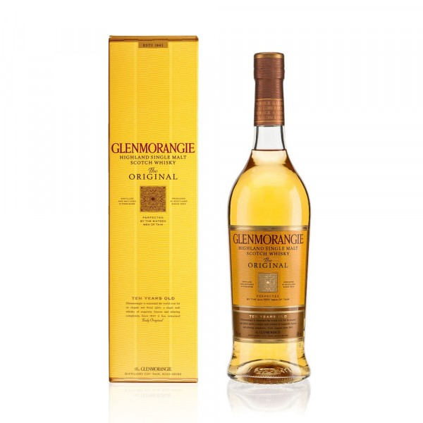 Glenmorangie 10 yr 70cl Single Gift Boxed