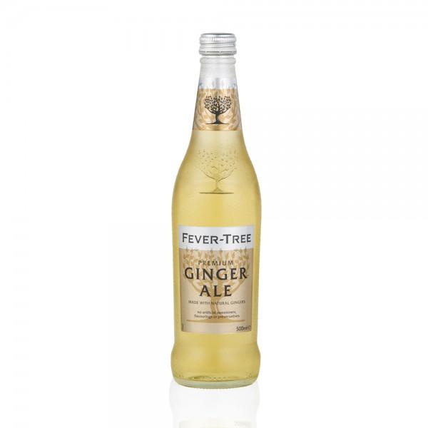 Fever-Tree Ginger Ale 50Cl