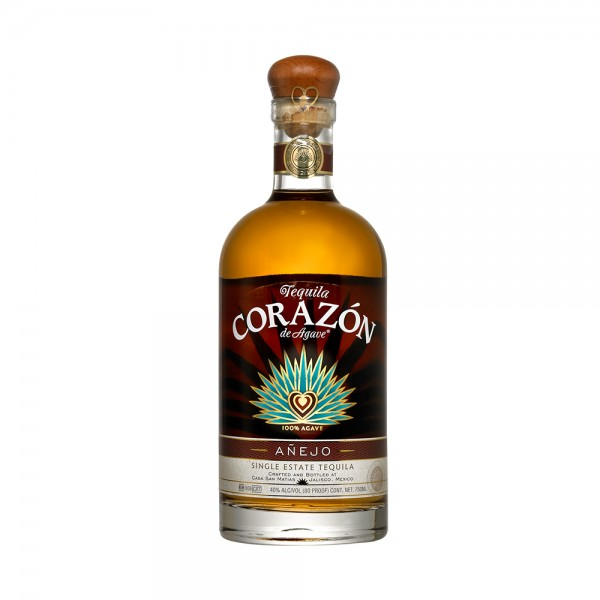 Corazon Tequila Anejo 70cl